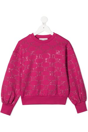 Alberta Ferretti Logo print sweatshirt