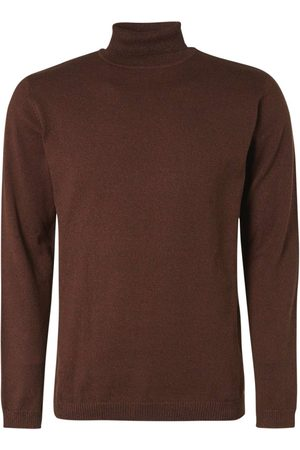 No Excess Pullover turtleneck rusty