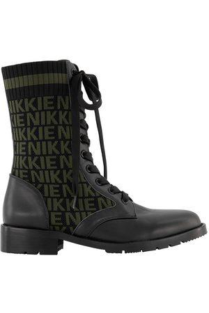 NIKKIE by Nikkie Plessen Diora jacquard boots n 9-338 2005 2 back 3191