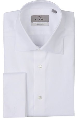 CANALI Camisa Pinpoint Oxford
