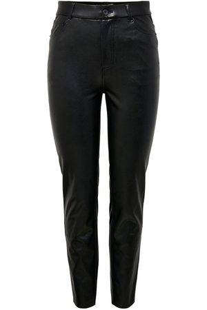 Only Faux Leather Pants