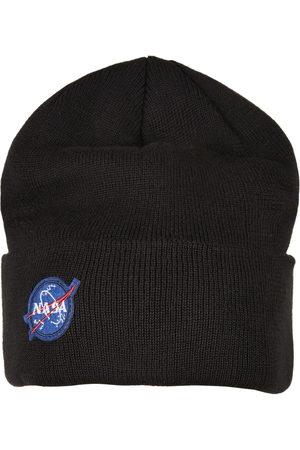 Mister Tee Muts 'NASA Embroidery