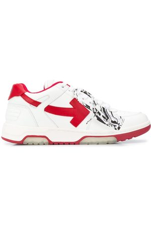 OFF-WHITE Heren Lage sneakers - Out of Office sneakers