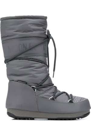 Moon Boot Lace-up padded boots