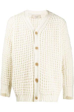 MAISON FLÂNEUR Chunky knitted cardigan