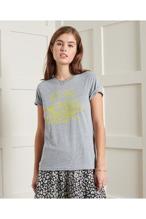 Superdry Dames T-shirts - Klassiek Reworked T-shirt