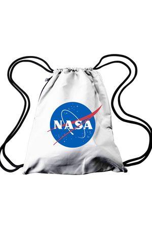 Mister Tee Heren Rugzakken - Gymtas 'NASA