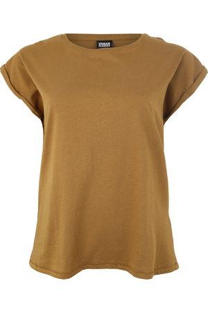 Urban classics Dames T-shirts - Shirt