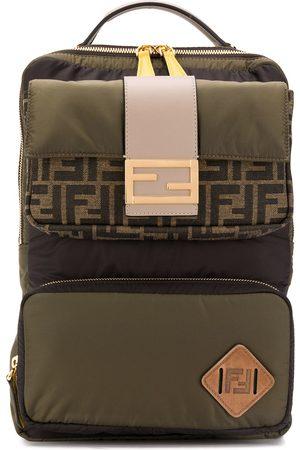 Fendi Heren Rugzakken - FF-pattern backpack