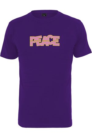 Merchcode Dames T-shirts - Shirt ' Ladies Peace Tee