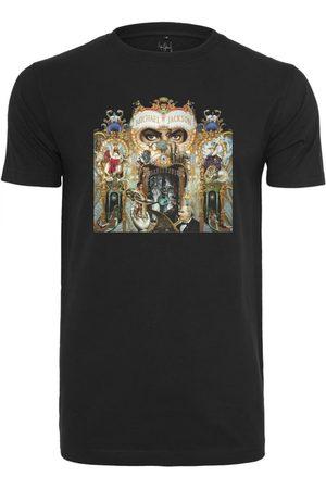 Merchcode Shirt 'Ladies Michael Jackson Dangerous Tee
