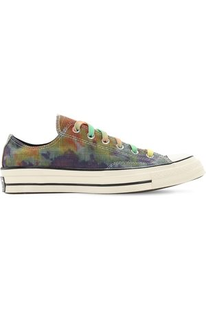 Converse Heren Schoenen - Ct70 Tie Dye Plaid Sneakers