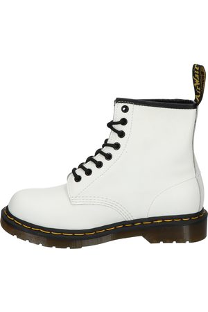 Dr. Martens 1460 White Smooth Boots