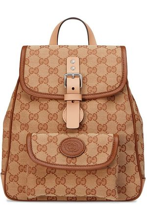 Gucci Children's GG backpack