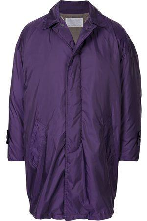 Kolor Oversized feather down coat