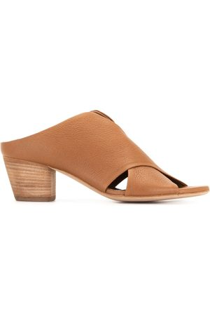 Officine creative Dames Clogs - Adele crossover-panel mules
