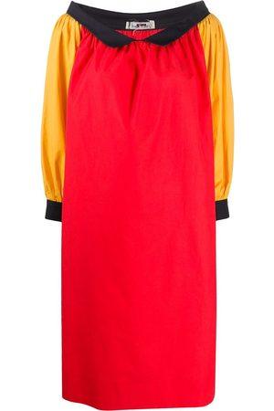Yves Saint Laurent 2000s boat neck shift dress