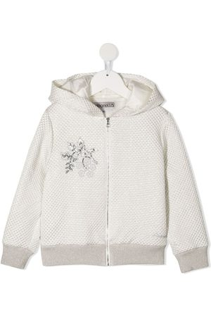 Simonetta Hooded quilted jacket