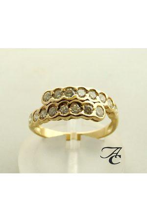 Atelier Christian Gouden diamanten ring