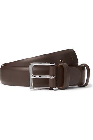 Mr P. Heren Riemen - 3cm Leather Belt