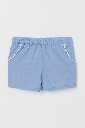 H&M Meisjes Shorts - Katoenen short