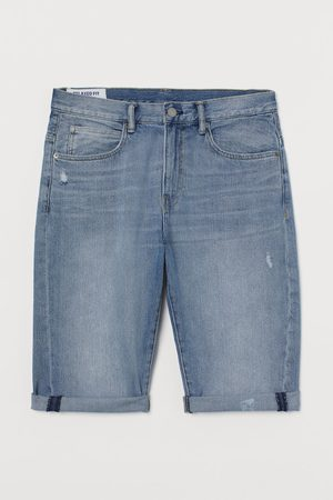 H&M Heren Shorts - Jeansshort - Relaxed Fit