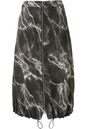 Uma Raquel Davidowicz Riley marbled skirt