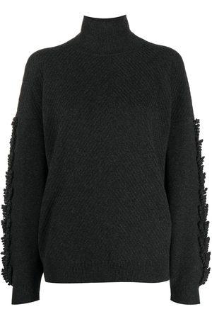 Barrie High neck cashmere jumper