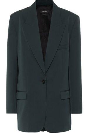 Isabel Marant Pika single-breasted wool blazer