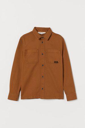 H&M Katoenen cargohemd