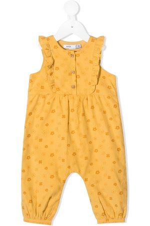 KNOT Yvonne floral print jumpsuit