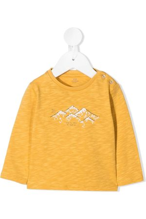 KNOT T-shirts - Graphic-print crew neck Tee