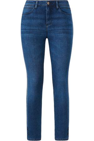 Brax Dames Skinny - Enkellange skinny-jeans model Shakira S Feel Good denim