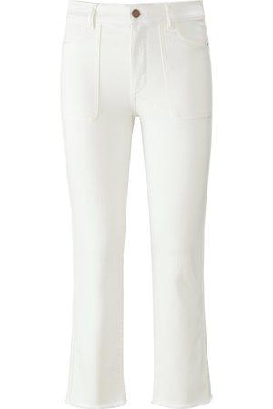 DL1961 Jeans model Mara franjerand aan de pijpen Van