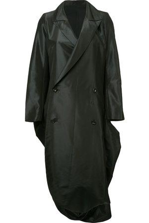 YOHJI YAMAMOTO Bell bottom double breasted coat