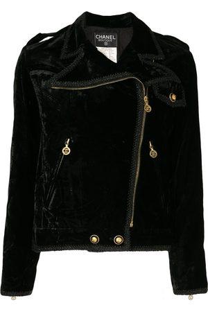 CHANEL 1993 biker jacket