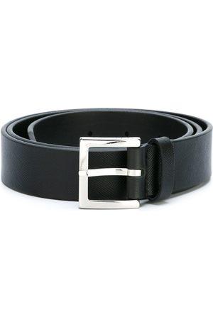 Orciani Heren Riemen - Embossed cut edge belt