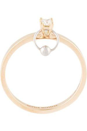 DELFINA DELETTREZ Two in one princess ring