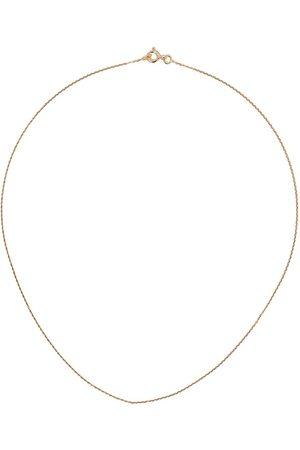 Aurélie Bidermann 18kt yellow Forçat chain necklace