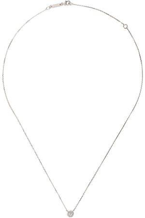 Suzanne Kalan 18kt white gold diamond Fireworks necklace