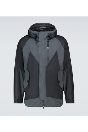 LARDINI Heren Windbreakers - Hooded windbreaker
