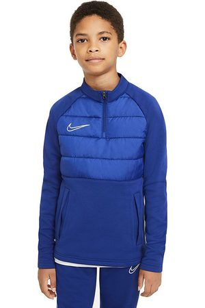 Nike Drill top therma academy kids royal blue