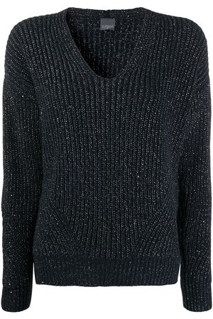 LORENA ANTONIAZZI Chunky ribbed-knit jumper