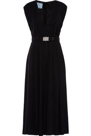 Prada Belted dress