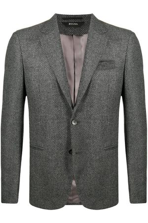 Z Zegna Single breasted blazer