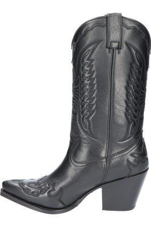 Sendra Dames Laarzen - 15730 Lula Salvaje Negro Boots