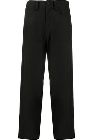 Y'S Straight-leg trousers
