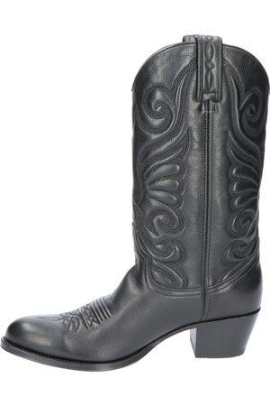 Sendra 11627 Debora Salvaje Negro Boots lange-laarzen