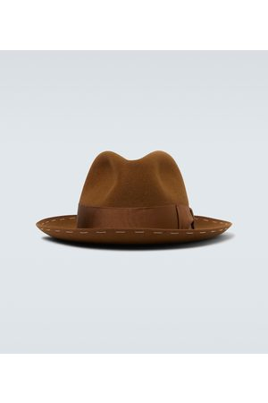 Borsalino Heren Hoeden - Decor band fedora hat