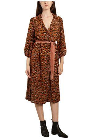 Bellerose Armory leopard print dress